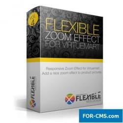 Flexible Virtuemart Zoom Effect