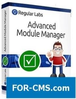 Advanced Module Manager PRO v7.2.2