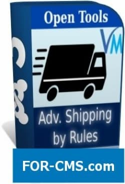 Advanced Shipping by Rules - delivery by rules