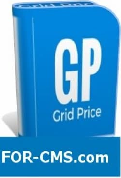 Grid Price - creation of tables of tariffs