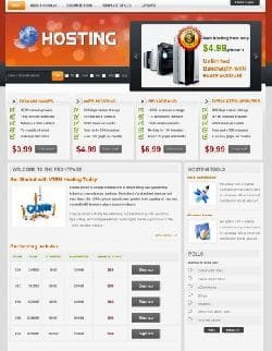 VT Hosting v1.0 - хостинг шаблон для Joomla