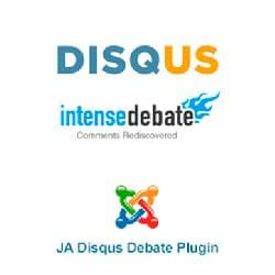 JA Disqus Debate v2.6.3 - Disqus plug-in for Joomla