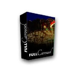 Hot Full Carousel v3.0.2 - the module of roundabout of images for Joomla