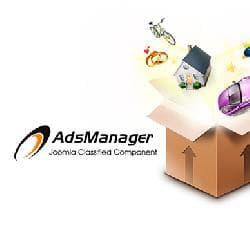 Adsmanager GOLD v3.1.9 - доска объявления для Joomla (русский язык)