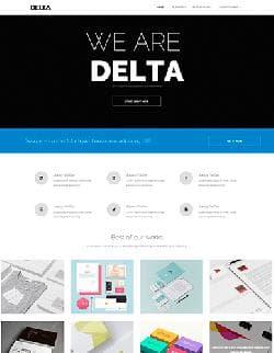 OS Delta v2.5.0 - бизнес шаблон для Joomla