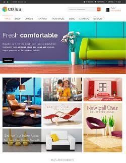 ZT Colias v1.0.6 - шаблон интернет магазина мебели для Joomla
