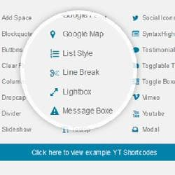 YT Shortcode v3.0.4 - plug-in of modern short-codes for Joomla