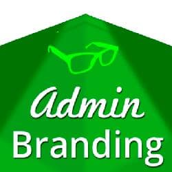 Joomla Admin Branding v2.1.1 - branding the administrator of the panel for Joomla