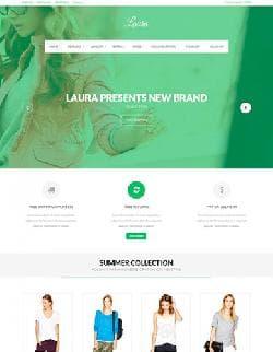 YJ Laura v1.0 - шаблон интернет магазина под Mijoshop и Hikashop