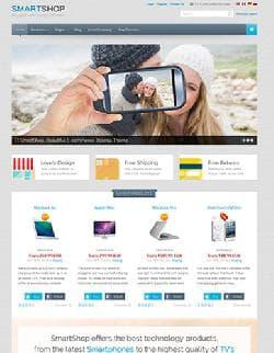 IT SmartShop v3.0.1 - шаблон интернет магазина для Joomla