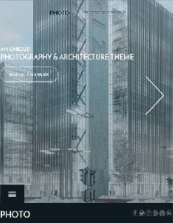GK Photo v3.23 - современный портфолио шаблон для Joomla