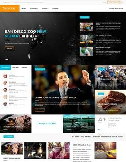 S5 Content King v1.0 - новостной шаблон сайта под Joomla 3.x