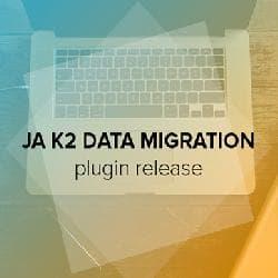 K2 to com content migration plugin v1.0.4 - migration plug-in