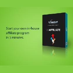 VM Affiliate v4.5.3 - партнерская программа для Virtuemart