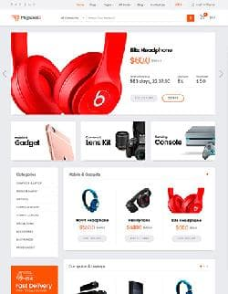 JS MegaDeal II v2.2 - template of shop of electronics for Joomla