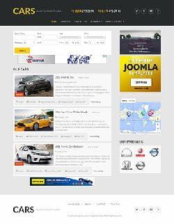OS Cars v2.5.0 - премиум шаблон для Joomla