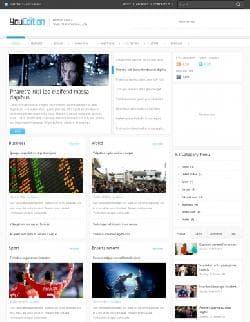 YJ YouEdition v1.0 - шаблон новостного портала для Joomla