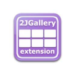 2J Gallery v - красивая галерея для Joomla