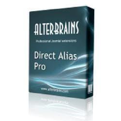 Direct Alias Pro v - beautiful references in Joomla