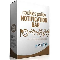Cookies Notification Bar v3.2.3 - the notice of kuka for Joomla