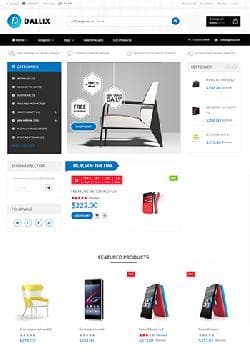 Vina Dallix v1.0 - премиум шаблон интернет-магазина