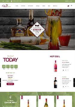 Vina Fobe v1.0 - премиум шаблон интернет-магазина