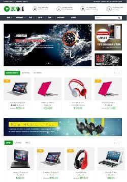 Vina Bonnie v1.0 - премиум шаблон интернет-магазина