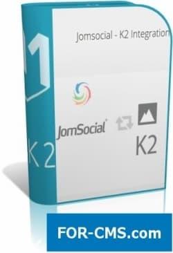 Jomsocial - K2 integration