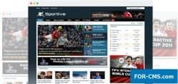JoomShaper Sportive II v1.5.1