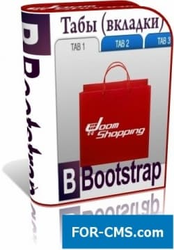 Taba (tab) for JoomShopping