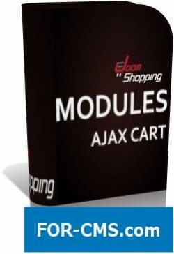Ajax basket for JoomShopping