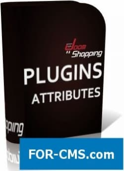 JoomShopping attributes in the list of goods Pro