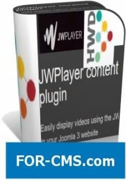 HWD JWPlayer - videoplayer for Joomla