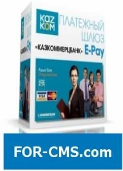 Kazkommertsbank of ePay for Virtuemart 2