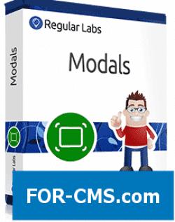 Modals PRO v9.5.0