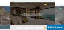 Resort шаблон от JoomShaper для Joomla 3