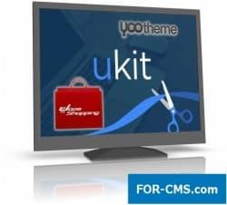 JoomShopping шаблон на платформе Uikit