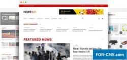 NEWS365 от JoomShaper