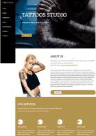 LT Tattoo v1.0 - премиум шаблон для тату-салона