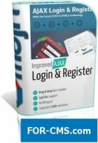 Improved AJAX Login/Register v2.4.107