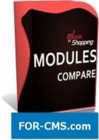 Сравнения товаров для JoomShopping на Ajax