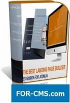 Geek Joomla Landing Page Builder