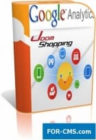 Google Analytics E-Commerce Tracking для JoomShopping