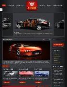 ZT Iner v2.5.0 - шаблон сайта авто дилера для Joomla