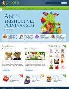 ZT Oreo v2.5.0 - шаблон сайта детских игрушек для Joomla