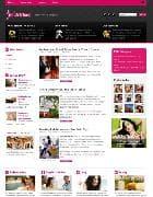 JA Trona v1.0 - шаблон блога для Joomla web2.0