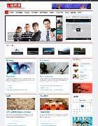 ZT News 4 v1.0 - адаптивный новостной шаблон для Joomla