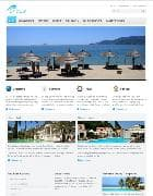 ZT Coral v2.5.0 - туристический шаблон для Joomla