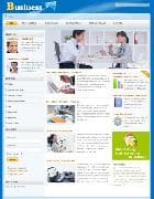 VT Business v1.0 - бизнес шаблон для Joomla