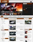 VT Cars v1.0 - авто шаблон для Joomla
